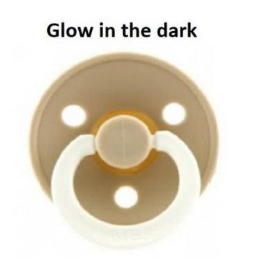 Vanilla GLOW IN THE DARK 6-18 maanden