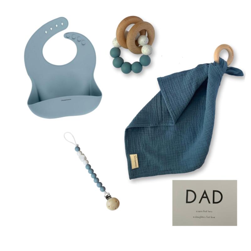 Gift Set Dusty Blue