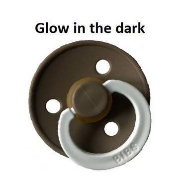 Dark Oak GLOW IN THE DARK 6-18 maanden