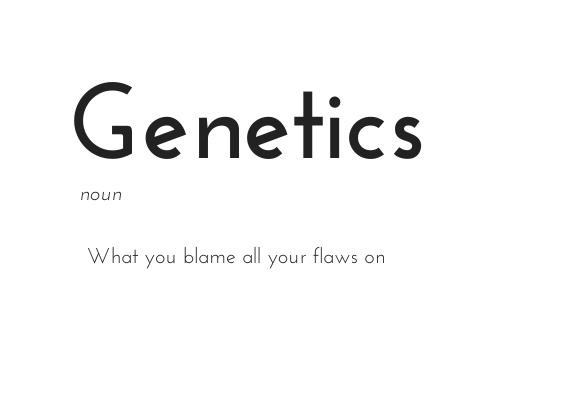 Genetics kaart A6