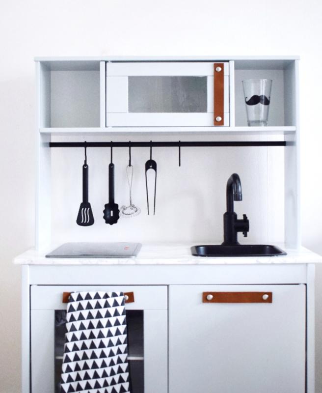 Ikea Zwart Leren Bank.Handles For The Duktig Ikea Kitchen Ammount 3 Ordinary Handles