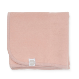 Deken 75x100cm pale pink - Jollein