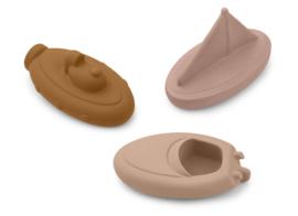 Troels bad speelgoed 3-pack Rose multi mix - Liewood