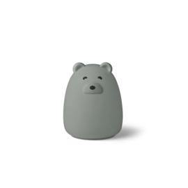 Winston nachtlampje - Mr bear dove blue - Liewood