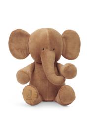 Knuffel Elephant Caramel - Jollein