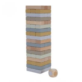 Houten toren spel - Little dutch