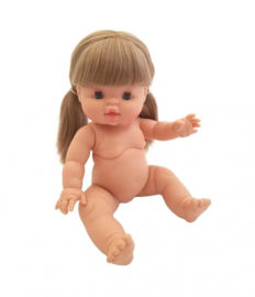 Pop Gordi meisje met blond haar 34 cm