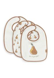 Slab Pear 3-pack - Jollein