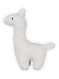 Knuffel Lama off-white - Jollein