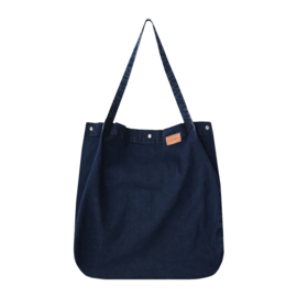 Denim Mommy Tote Bag - Your Wishes