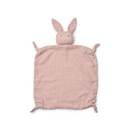 Knuffeldoek Agnete Rabbit rose - Liewood