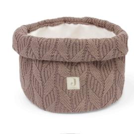 Commodemandje spring Knit chestnut - Jollein
