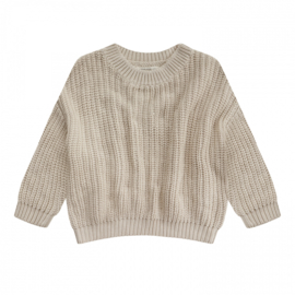 Sweater Knit Nevada Sand - Your Wishes
