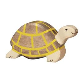 Houten schildpad 10 cm - Holztiger