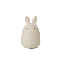 Nachtlampje Winston Rabbit creme de la creme - Liewood