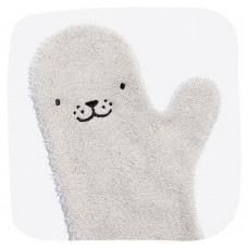 Baby Shower Glove - Grijze Zeehond