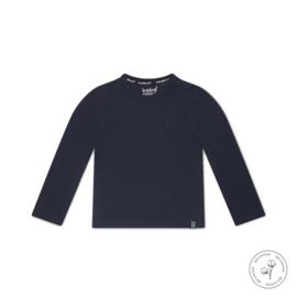 Jongens shirt Nate donkerblauw Bio Cotton - Koko Noko