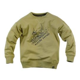 Sweater Rolf Misty moss - Z8