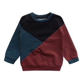 Sweater Triangle Blaze - Your Wishes