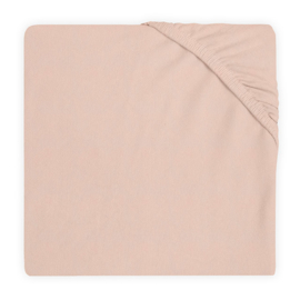 Hoeslaken jersey 60x120cm Pale pink - Jollein
