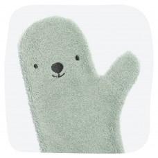 Baby Shower Glove - Groene ijsbeer