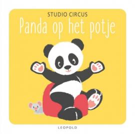 Boekje Panda op het potje