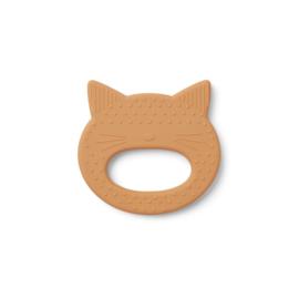 Bijtring Cat mustard - Liewood