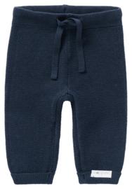 Pants Knit Grover Navy Melange - Noppies