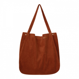 Cord Copper Mommy Tote Bag - Your Wishes