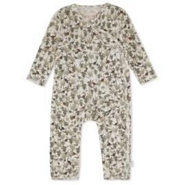 Newborn onesie dino - Konges Sløjd