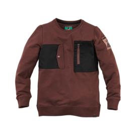 Sweater Josh Wokka mokka - Z8