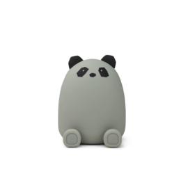 Palma spaarpot Panda dove blue - Liewood