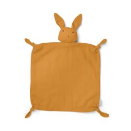 Knuffeldoek Rabbit Mustard - Liewood
