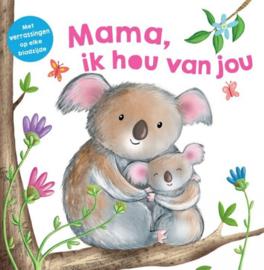 Boekje Mama, ik hou van jou