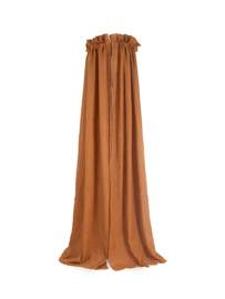 Sluier vintage 155cm caramel - Jollein
