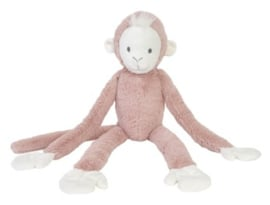 Peach Hanging Monkey 42 cm - Happy Horse