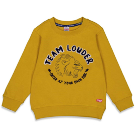 Sweater Louder Press And Play - Sturdy