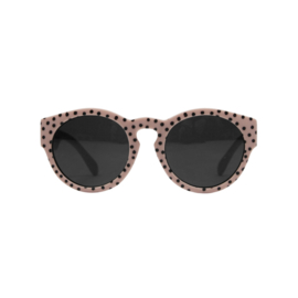 Zonnebril Pink Dots 1-3 jaar - vanPauline
