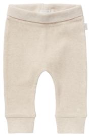 Pants comfort Rib Naura Oatmeal - Noppies