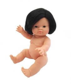 Pop Gordi meisje aziatisch met haar 34 cm