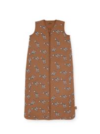 Slaapzak Giraffe 110 cm Caramel - Jollein
