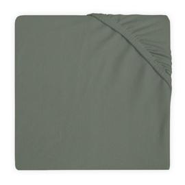 Hoeslaken jersey 40x80/90cm Ash green - Jollein