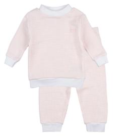 Feetje pyjama wafel Zalm - Feetje