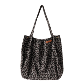 Leopard jacquard Mommy Tote Bag - Your Wishes