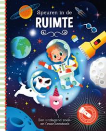Zaklampboek Speuren in de ruimte