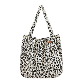Leopard jacquard| Mommy Tote Bag - Your Wishes