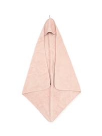 Badcape badstof pale pink - Jollein