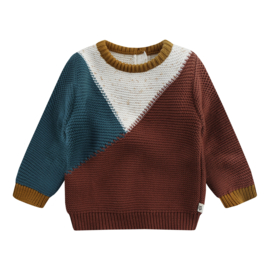 Sweater Intarsia Andel - Your Wishes