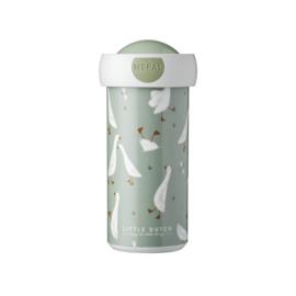 Schoolbeker 300 ml Little Goose - Little Dutch x Mepal