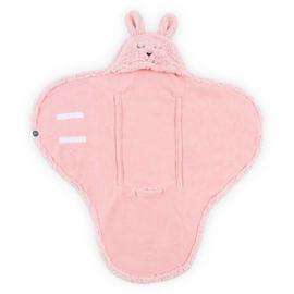 Wikkeldeken bunny - Pink